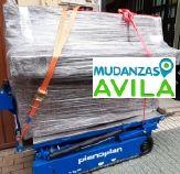 Mudanzas express Avila