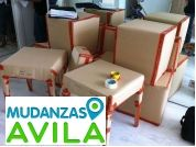 Mudanzas urgentes Avila